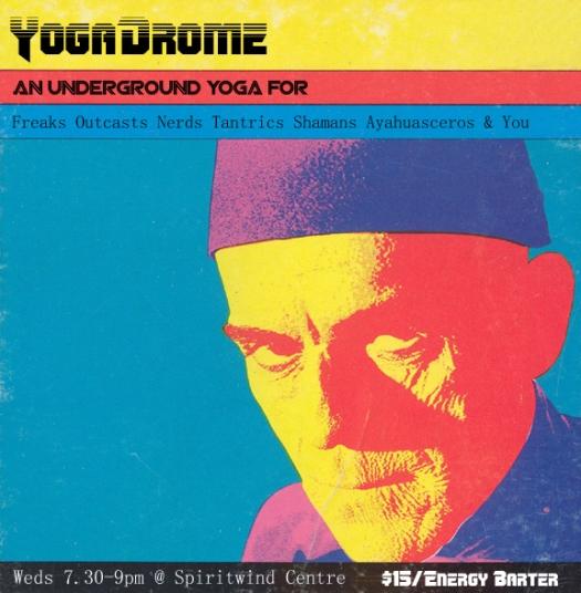 YogaDrome Flyer1