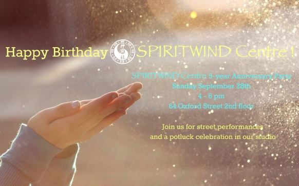 Spiritwind 5-year flyer